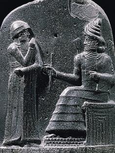 La estela de Hammurabi – Un toque de historia