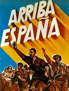 cartel franquista