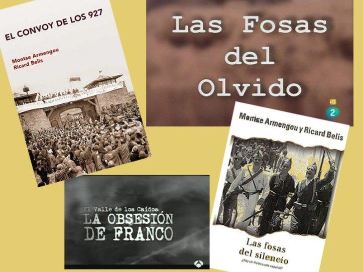 Documentales de memoria histórica